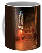 Chapel In St Severin Church Paris Coffee Mug