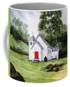 Chapel In The Mounts Coffee Mug