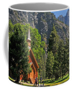 Chapel In The Valley Coffee Mug
