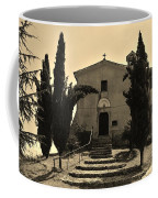 Chapel Of San Amasio Coffee Mug