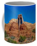 Chapel Of The Holy Cross Sedona Az Front Coffee Mug