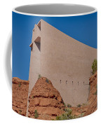 Chapel Of The Holy Cross Sedona Az Side Coffee Mug