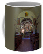 Chappel At Sirmione. Lago Di Garda Coffee Mug