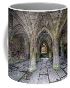Chapter House Interior Coffee Mug by Adrian Evans