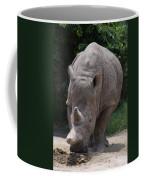 Waco Texas Rhinoceros Coffee Mug