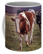 Charging Coffee Mug by Skip Willits