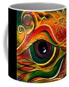 Charismatic Spirit Eye Coffee Mug