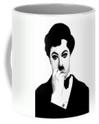 Charles Chaplin Coffee Mug