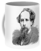 Charles Dickens, English Author Coffee Mug