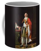 Charles Louis Francois Letourneur 1751-1817 1796 Oil On Canvas Coffee Mug