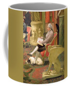 Charles Townley And His Friends Coffee Mug