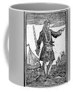 Charles Vane (c1680-1720) Coffee Mug