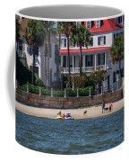 Charleston Beach Coffee Mug