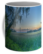Charleston Bridge View Coffee Mug