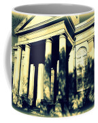 Charleston Church In Black And White Coffee Mug