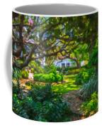 Charleston Sc Gardens Coffee Mug