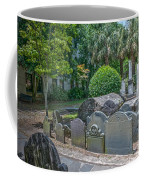 Charleston Graveyard Coffee Mug