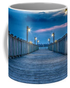 Charleston Harbor Coffee Mug