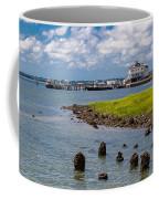 Charleston Harbor Coffee Mug