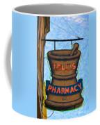 Charleston Pharmacy Coffee Mug