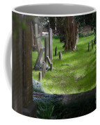 Charleston Sc Graveyard Coffee Mug