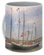Charleston Ships Coffee Mug