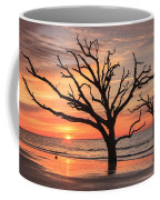 Charleston South Carolina Edisto Island Beach Sunrise Coffee Mug