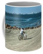 Charleston Surf Fishing Coffee Mug