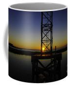 Charleston Water Sunset Coffee Mug