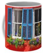 Charleston Windows Coffee Mug