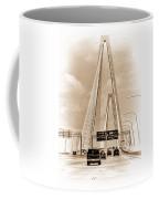 Charleston's Arthur Ravenel Jr. Bridge Coffee Mug