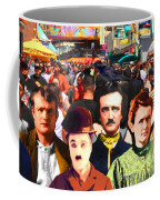 Charlie And Friends Tries To Blend In With The Crowd 5d23867 Coffee Mug