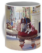 Charlie And Lizzie Coffee Mug
