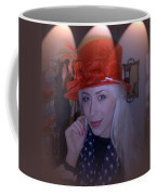 Charlotte Choosing A Hat Coffee Mug