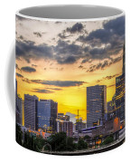 Charlotte Dusk Coffee Mug by Chris Austin