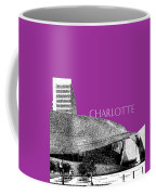 Charlotte Nascar Hall Of Fame - Plum North Carolina Coffee Mug
