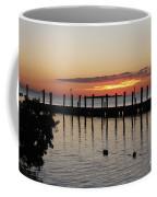 Charming Eveninglight Over Key Largo Coffee Mug