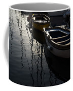 Charming Old Wooden Boats In The Harbor Coffee Mug