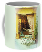 Charming Street Still Life Coffee Mug