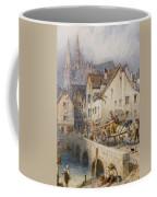 Charters Coffee Mug by Myles Birket Foster