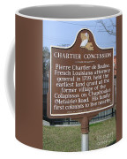 Chartier Concession Coffee Mug