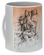 Chartres Cathedral Coffee Mug