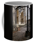 Chartres Cathedral North Transept Coffee Mug