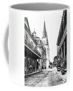 Chartres St In The French Quarter 3 Coffee Mug