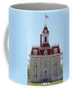 Chase County Courthouse In Kansas Coffee Mug