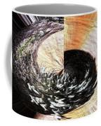 Chasing The Dragon's Tail Coffee Mug