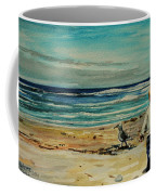 Chasing The Seagull Coffee Mug