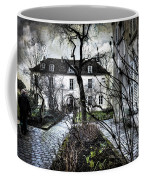 Chat Noir Gallery Paris France Coffee Mug