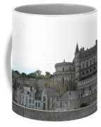 Chateau Ambois Rises Above Its Town Coffee Mug
