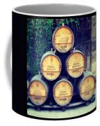 Chateau Barrels Coffee Mug